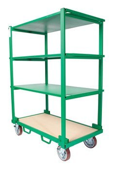 SHELVING KIT, 4-TIER