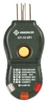 TESTER,CIRCUIT-GFI (GT-10GFI)