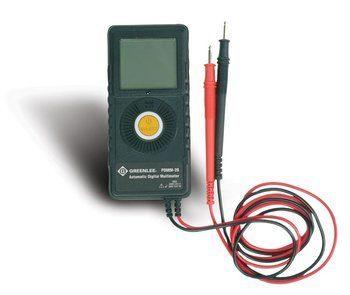 MULTIMETER, POCKET (PDMM-20)